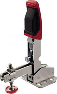 STC-VH50 Loodrechte spanner met open arm en horizontale basisplaat STC-VH